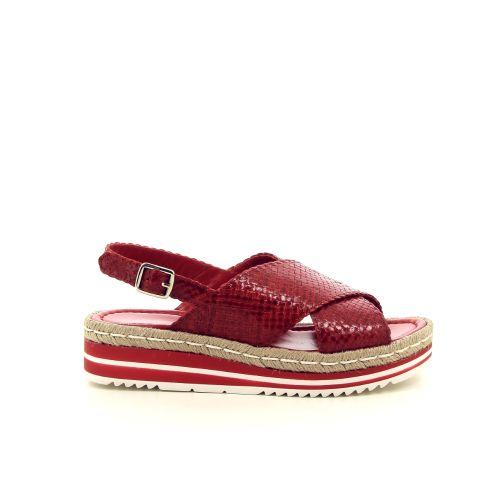 Pons quintana  sandaal rood 193937