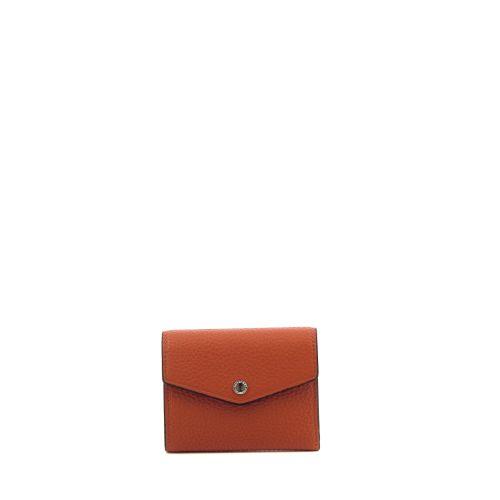 Pourchet accessoires portefeuille cognac 215896