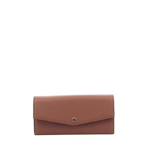 Pourchet accessoires portefeuille cognac 215898