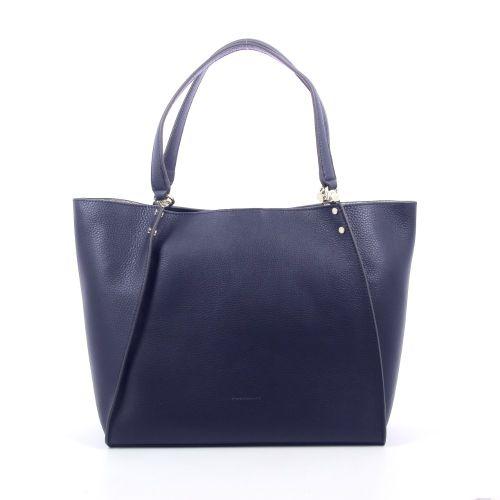 Pourchet tassen handtas donkerblauw 202894