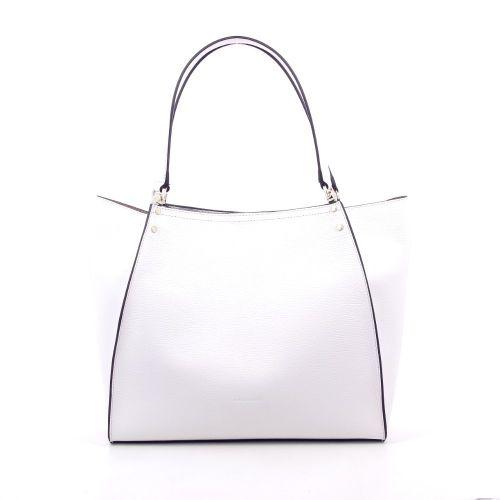 Pourchet tassen handtas donkerblauw 215890