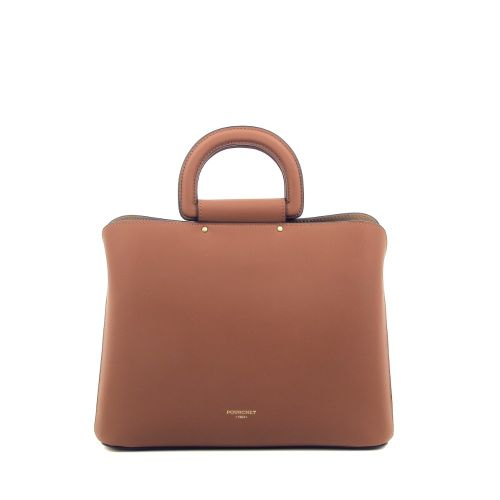 Pourchet tassen handtas donkerblauw 215885
