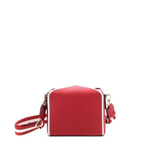 Pourchet tassen handtas donkerblauw 215906