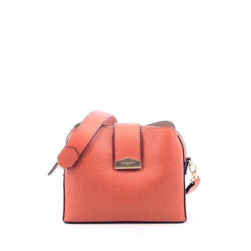 Pourchet tassen handtas oranje 202901
