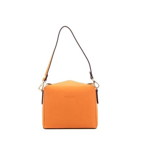 Pourchet tassen handtas oranje 215903