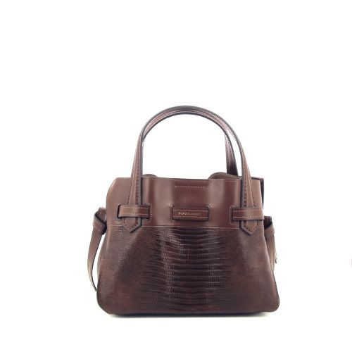 Pourchet tassen handtas zwart 219438