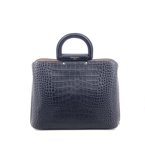 Pourchet tassen handtas zwart 219443
