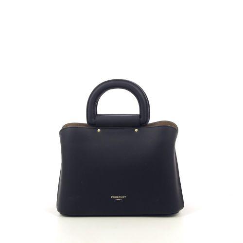 Pourchet  handtas zwart 211634