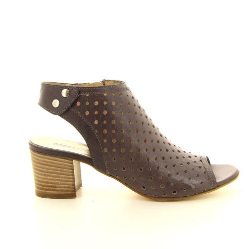 Progetto damesschoenen sandaal grijs 13585