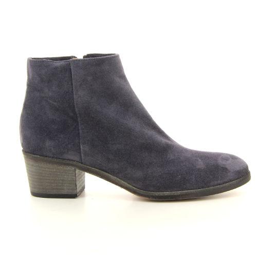 Progetto damesschoenen boots jeansblauw 13552