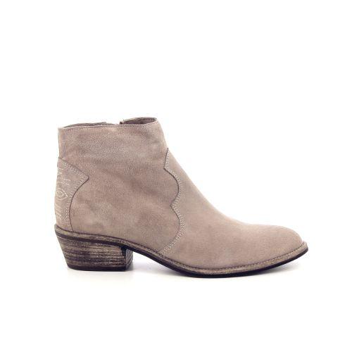 Progetto damesschoenen boots l.taupe 195302