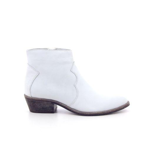Progetto damesschoenen boots wit 195303