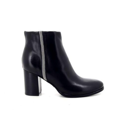 Progetto damesschoenen boots zwart 189727