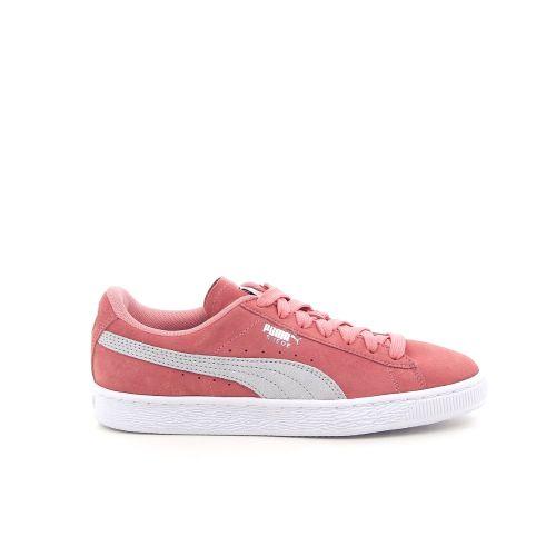 Puma damesschoenen sneaker rood 171002