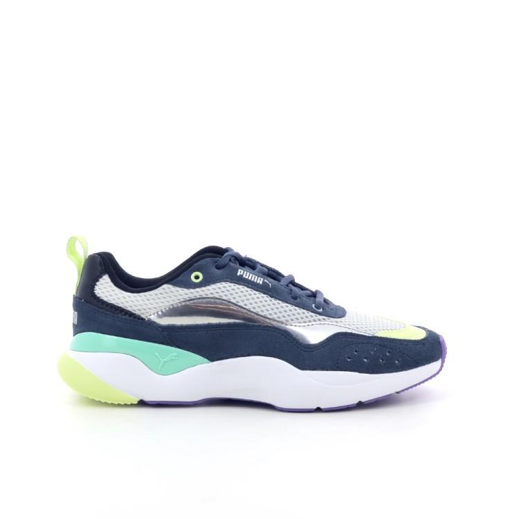 Puma damesschoenen sneaker blauw 202684
