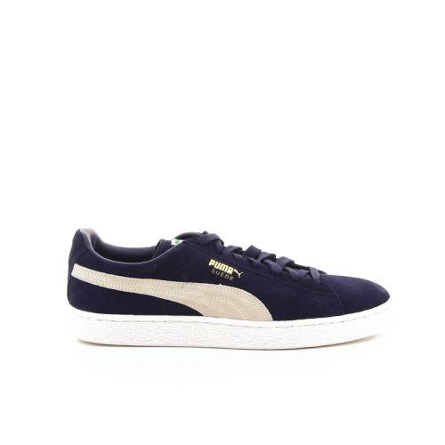 Puma herenschoenen sneaker donkerblauw 169725