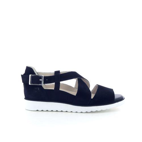 Recharge damesschoenen sandaal donkerblauw 203889