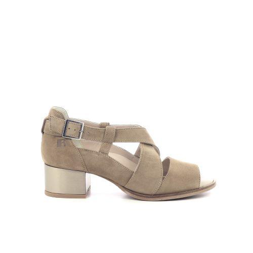 Recharge damesschoenen sandaal zandbeige 203896