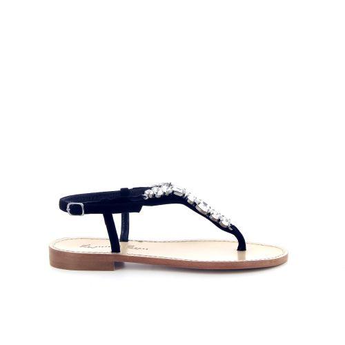 Roberta lopes  sandaal zwart 171925