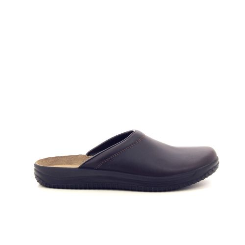 Rohde  pantoffel bruin 194060