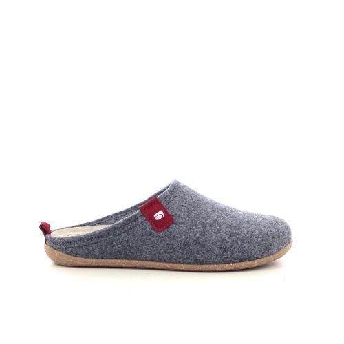 Rohde damesschoenen pantoffel jeansblauw 210490