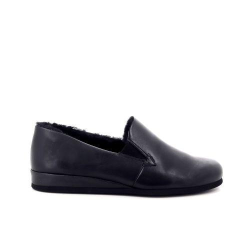 Rohde herenschoenen pantoffel d.bruin 199435
