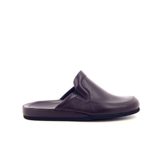 Rohde  pantoffel zwart 199431