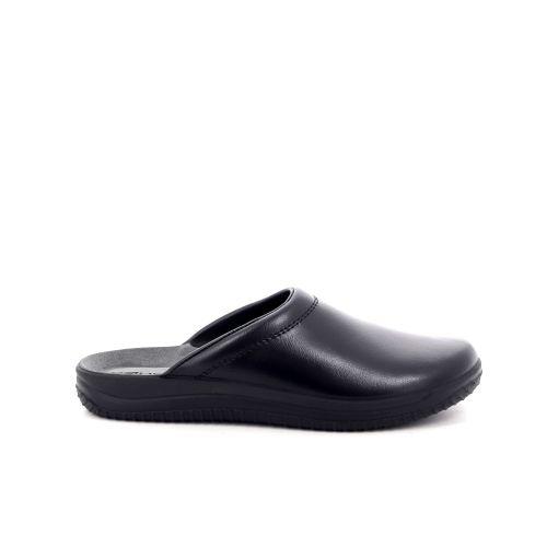 Rohde  pantoffel zwart 199426