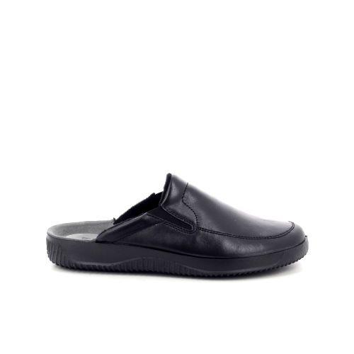 Rohde  pantoffel zwart 199433