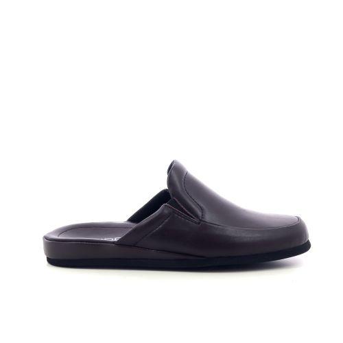 Rohde  pantoffel zwart 214604
