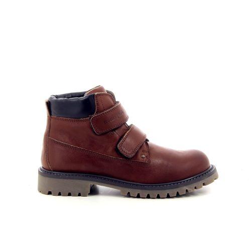 Romagnoli  sneaker cognac 189040