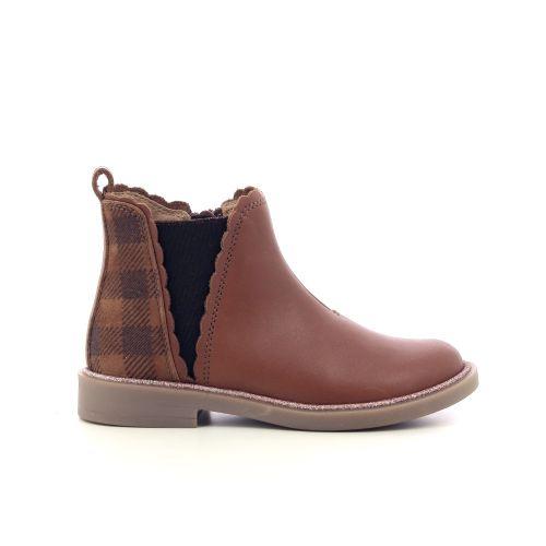 Romagnoli  boots cognac 218286