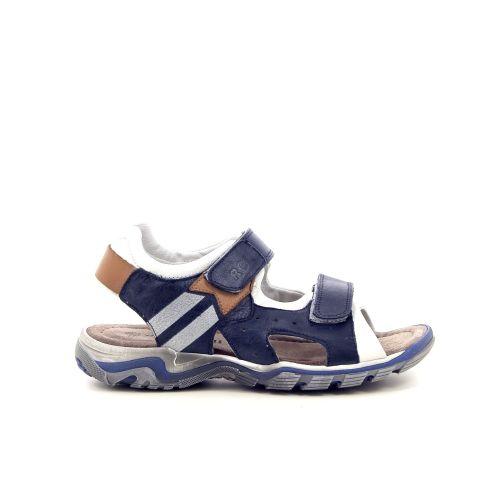 Romagnoli  sandaal donkerblauw 183835