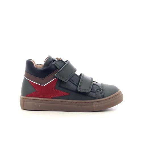 Romagnoli  boots donkergroen 210913