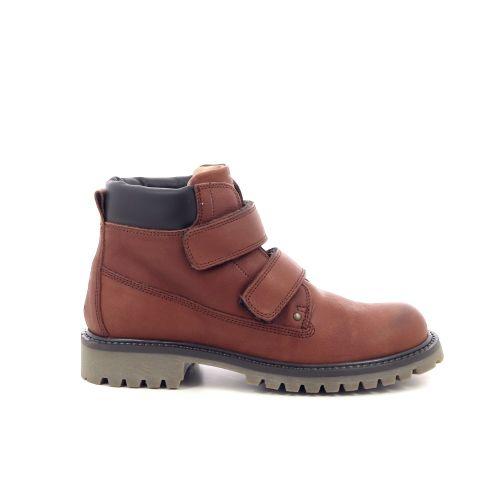 Romagnoli kinderschoenen boots cognac 200024