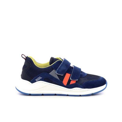 Romagnoli kinderschoenen sneaker inktblauw 213756