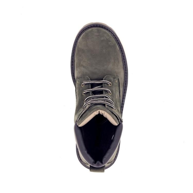 Romagnoli kinderschoenen sneaker kaki 189038