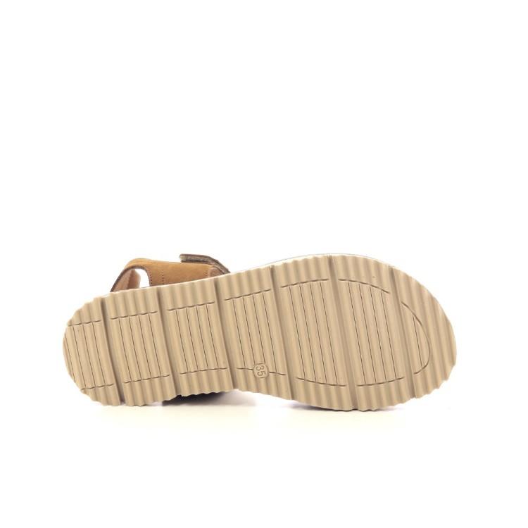 Romagnoli kinderschoenen sandaal naturel 204966