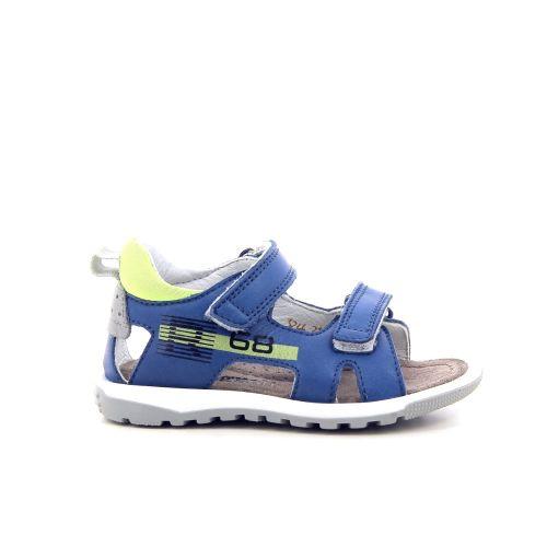 Romagnoli  sandaal kobaltblauw 194304