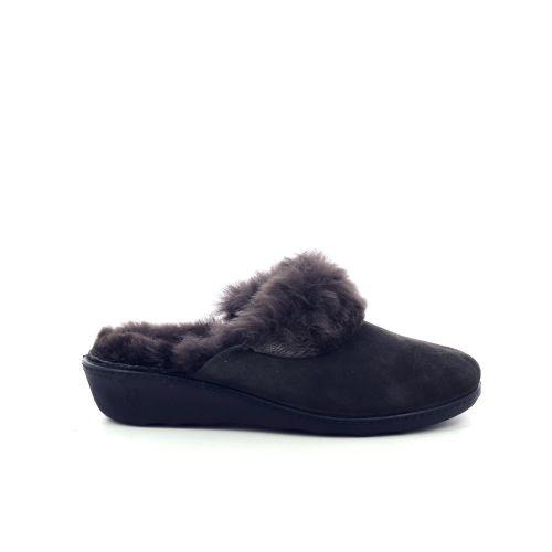 Romika damesschoenen pantoffel d.bruin 189810