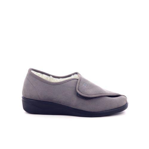 Romika damesschoenen pantoffel taupe 200513