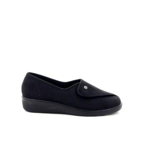 Romika damesschoenen pantoffel zwart 189801