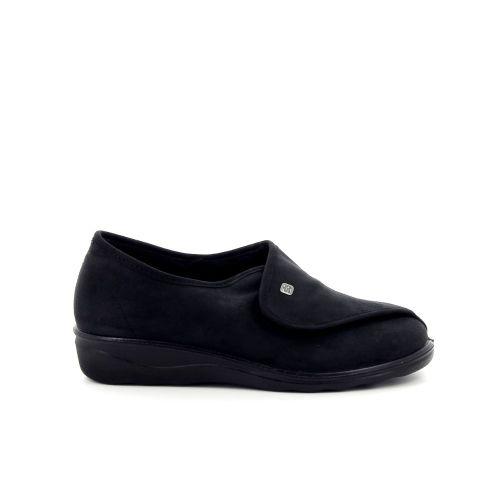 Romika damesschoenen pantoffel zwart 189817