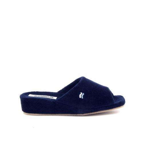 Romika  pantoffel donkerblauw 211968