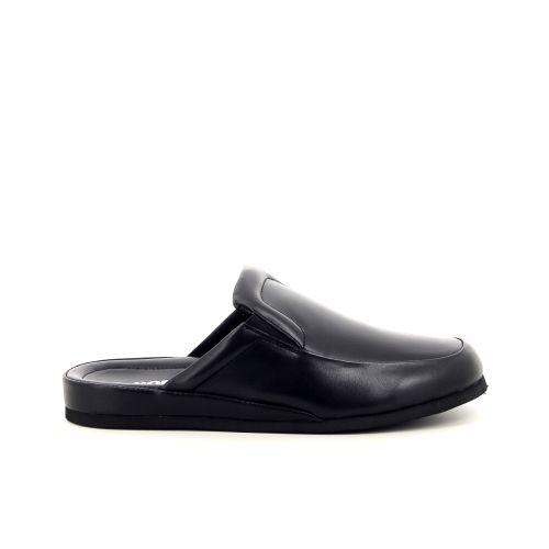 Romika herenschoenen pantoffel zwart 194035