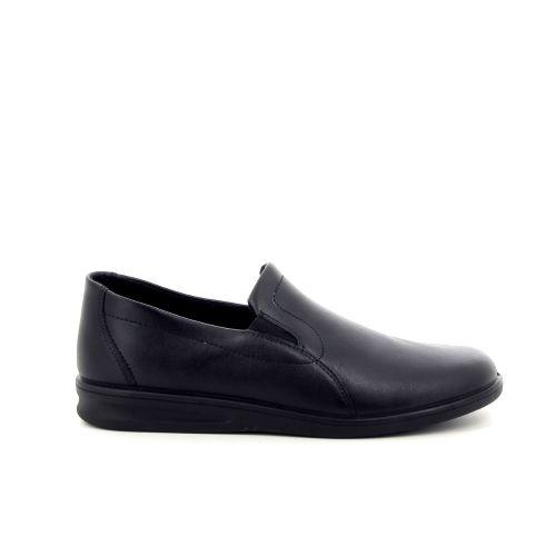 Romika herenschoenen pantoffel zwart 205156