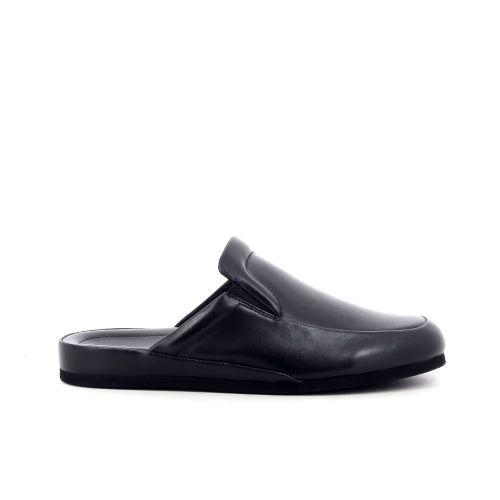 Romika herenschoenen pantoffel zwart 205152