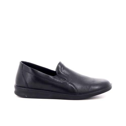 Romika  pantoffel zwart 205156