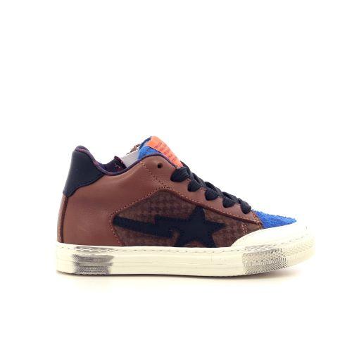 Rondinella  boots cognac 218789