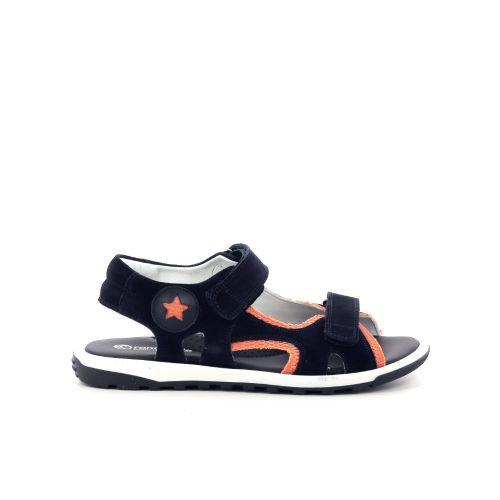 Rondinella  sandaal donkerblauw 204956